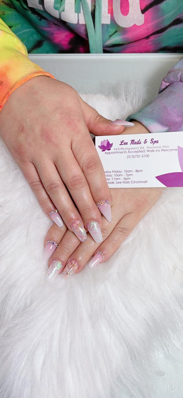 Lee Nails Cincinnati